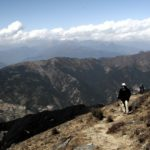 Towards Abode of the Goddess-Jomolhari Trek